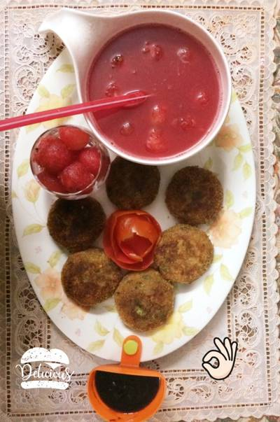 #Kababs&Fritters contest