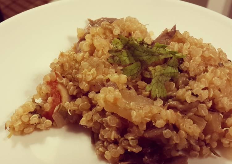 Quinoa Biriyani