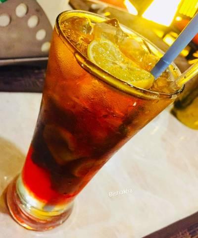 Coffee Lemon Mocktail