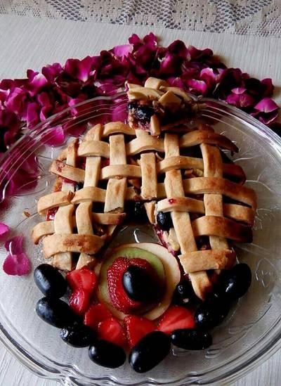 Mix Fruit Pie