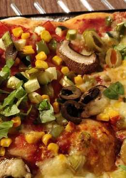 Vegan (or not) Pizza