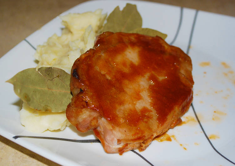 Tangy Marinated Pork Chops