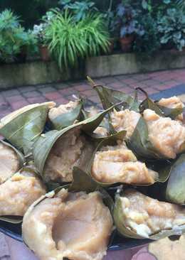 Edana ela appam (Malabathrum leaf appam)