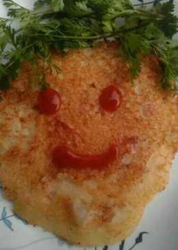 Carrot potato uttapam