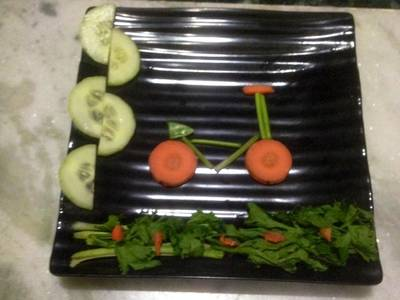 Cycle salad