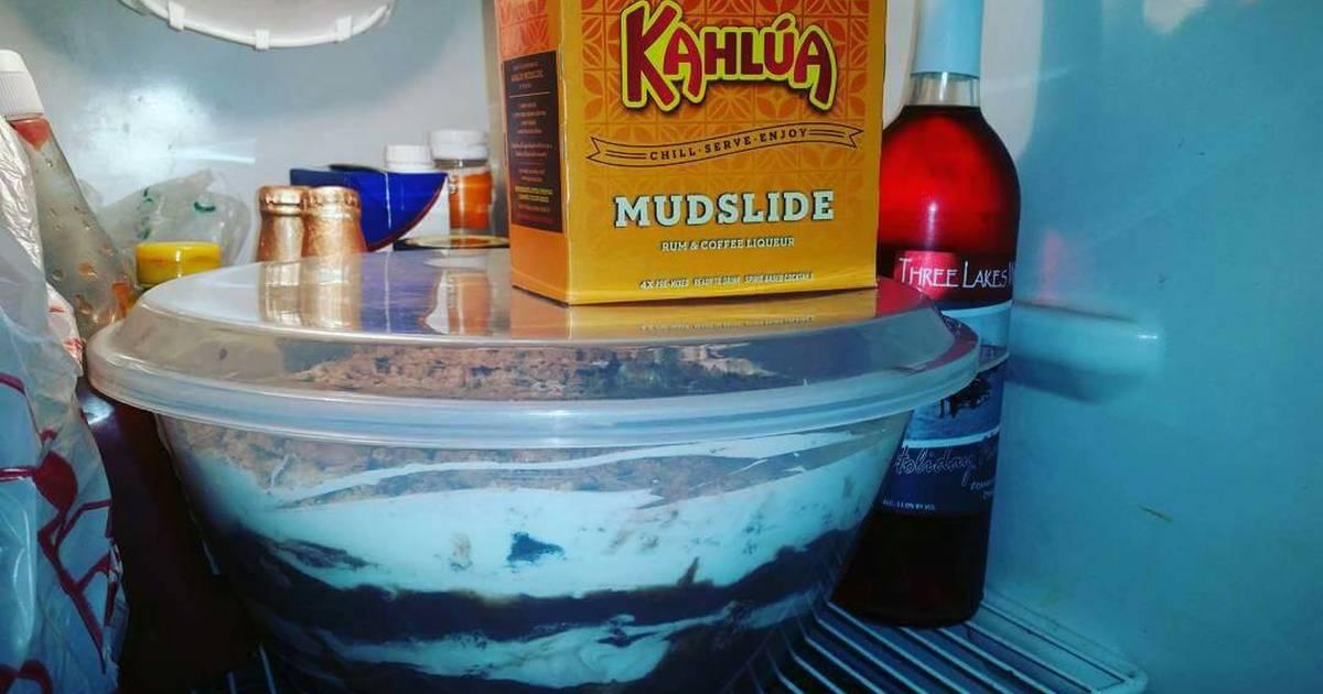 Kahlua Cake Trifle Images