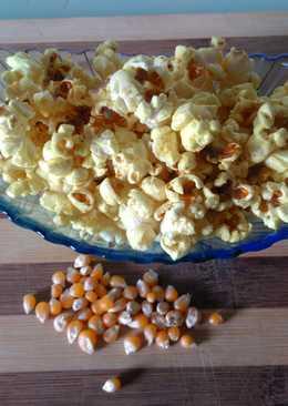 Pudina Flavoured Popcorn