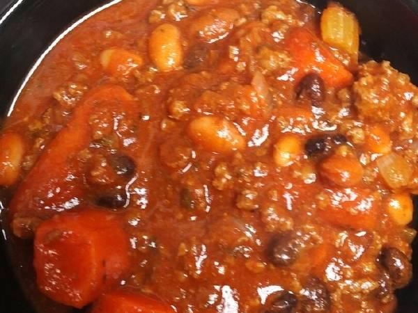 Paprika Chili Stew