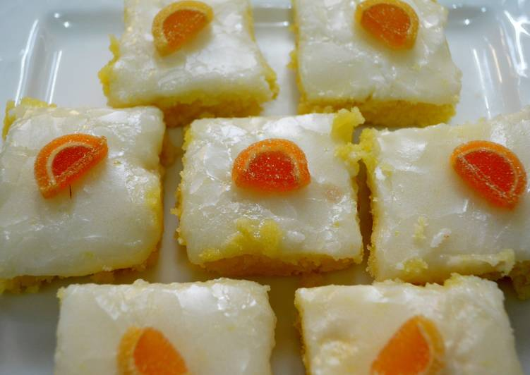 Luscious Lemon Slices