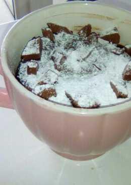 Chocolate Nutella Mugcake!