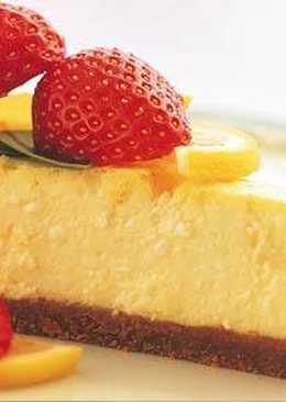 Cheesecakes and Other Tarts