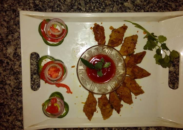Fish dhoka Recipe by Soumi Mukherjee - Cookpad