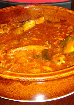 Fast-track Fish Curry