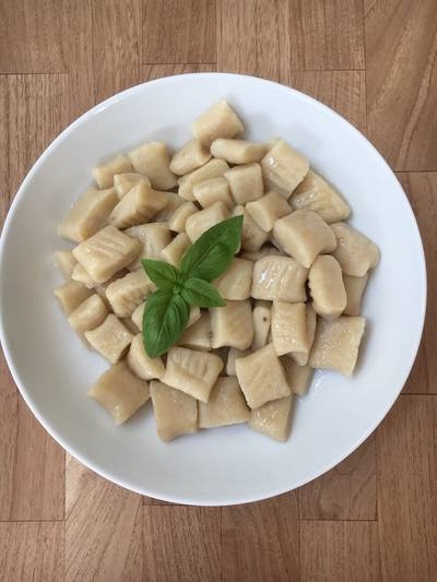 Homemade Gnocchi #seasonsupply