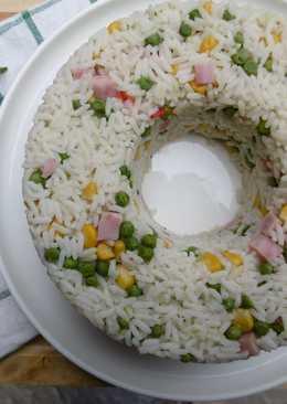 White Rice and Ham Recipe