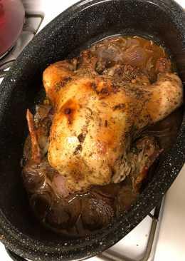 Balsamic Roast Chicken