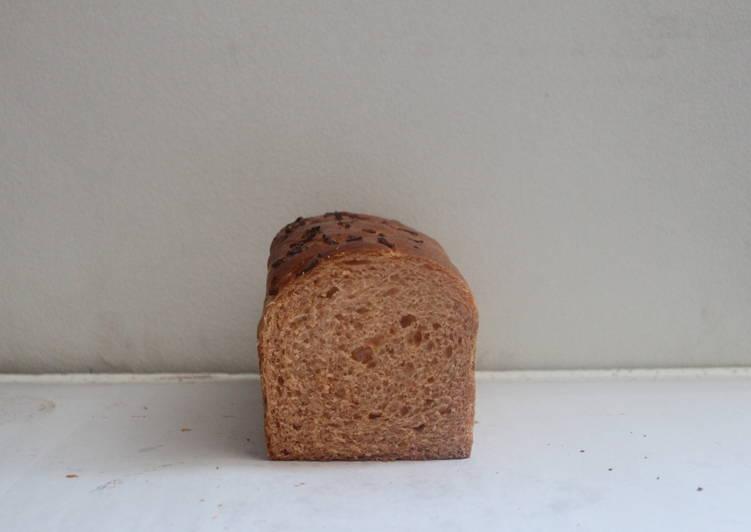 Orange Flavored Spice Bread