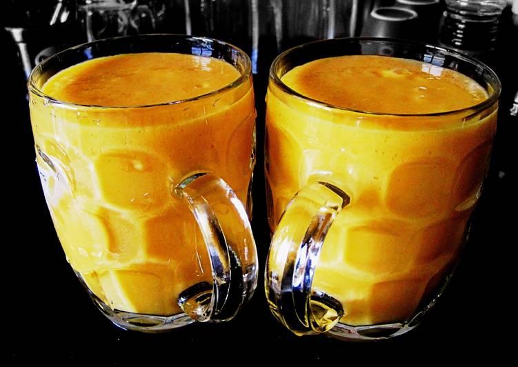 Aam Twist (Mango Milkshake)