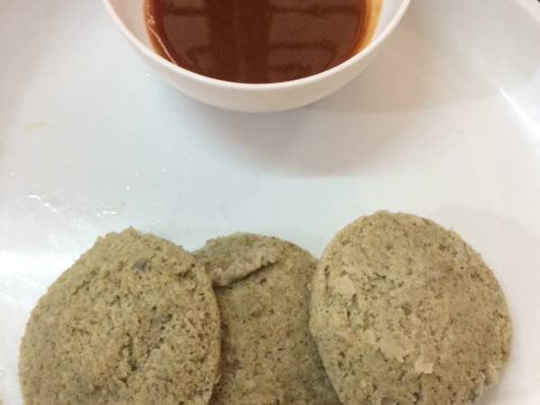Protein packed idli for toddlers