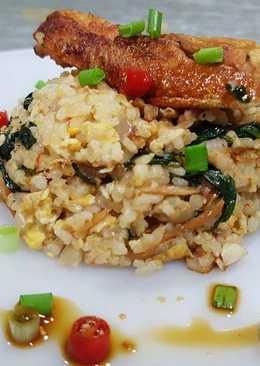Malay Countryside Fried Rice (Nasi Goreng Kampung)