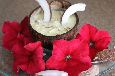 Coconut Pudding (Nariyal ki kheer)