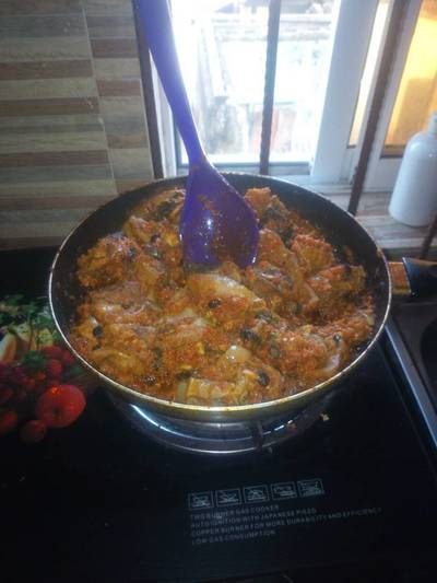 Assorted stew
