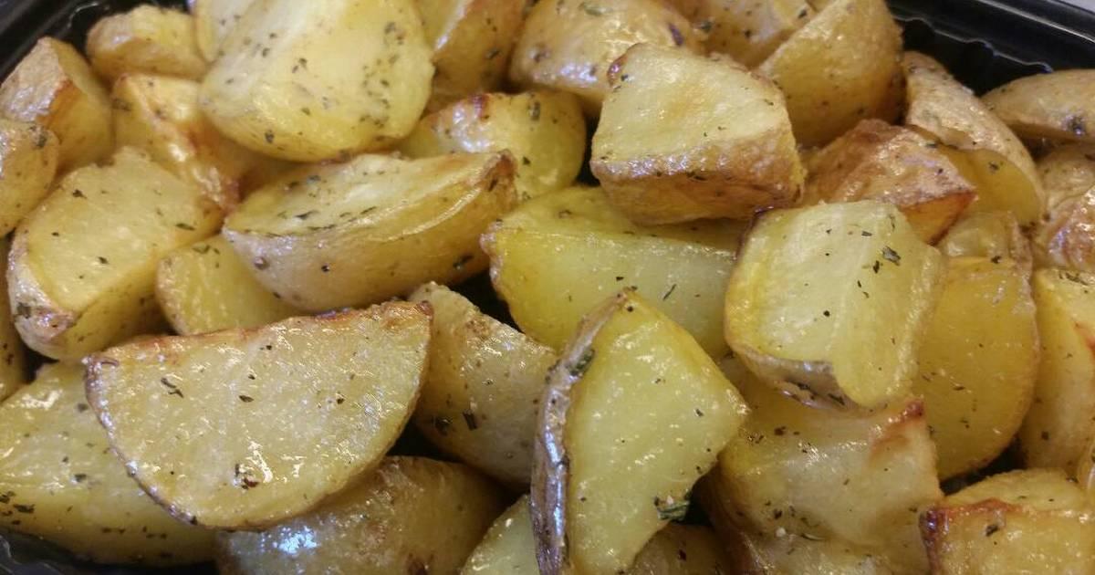 Rosemary-Honey Roasted Potatoes Recipe by ChefDoogles - Cookpad