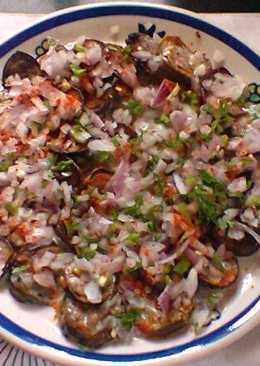 Brinjal salad