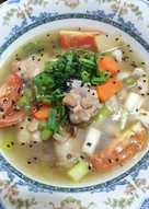 resep masakan chicken ginger soup