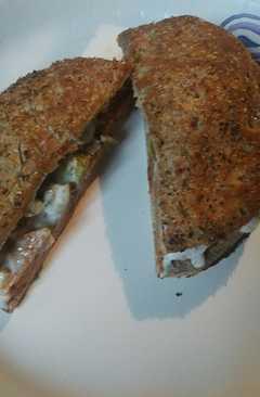 resep masakan hot italian sausage sandwich