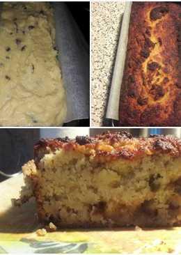 Robin's No Sugar/Flour Banana Bread