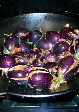 Spicy Black Beauty Eggplant