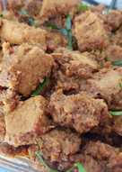 resep masakan beef rendang malaysian italian style