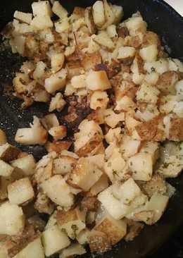 Panfried Potatoes