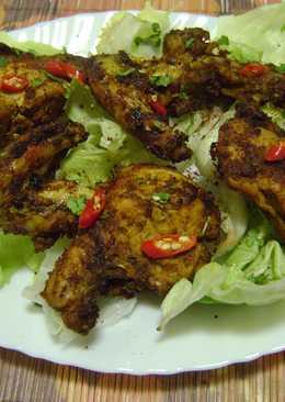 Grilled Chicken - Mediterranean Style