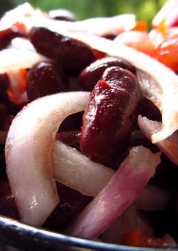 Rajma Salad (Kidney Beans)