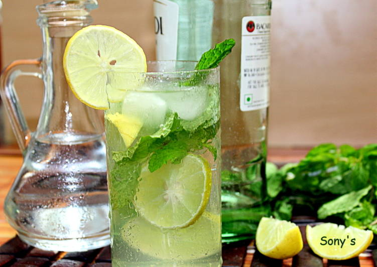 Cocktail- Mojito