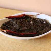 Gongura Pachadi / Kenaf Leaves Chutney