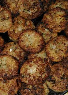 Crispy Potatoe Patty