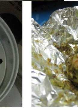 Crab n Chicken Paturi