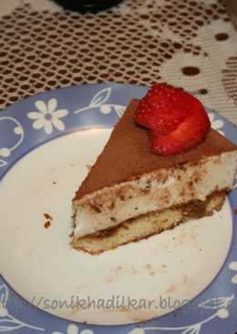 Tiramisu without egg