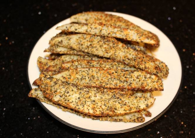 Resep Herbed Potato Wedges