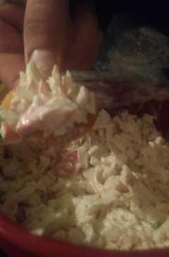 resep masakan crab salad
