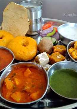 Winter Special Rajasthani Thali