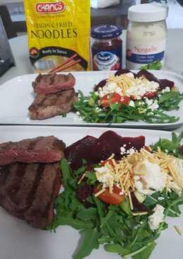 Crunchy Sweet Salad
