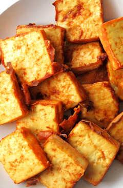 resep masakan sriracha tofu
