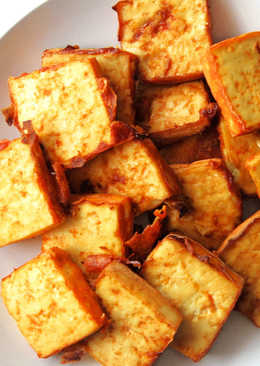 Sriracha Tofu