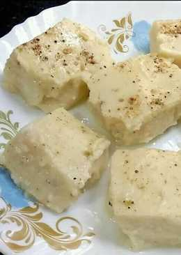 Popular indian sweet kharvas and easy to make