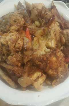 resep masakan chicken giambotta