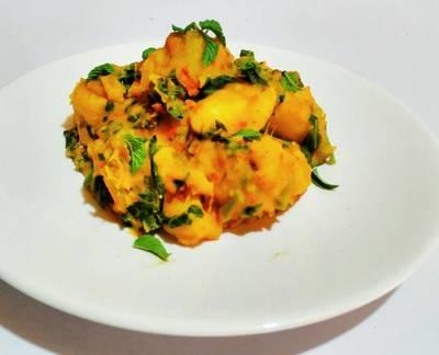 Yam Porridge Celinte